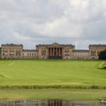 South view of Stowe House