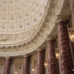 Marble Saloon Dome at Stowe